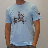 Antonelli Electric Logoshirt (Baby Blue)