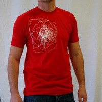 Archipel Logoshirt (Red)