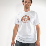 Ancient Astronauts Shirt (White)