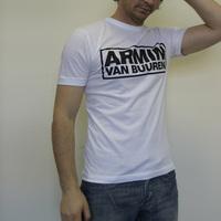 Armin van Buuren Shirt (White)