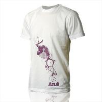 Azuli Side Logo Shirt (White)