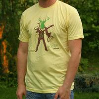 S-Score Bambi Shirt (Yellow)