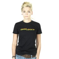 Deep Space Girl Shirt (Black)