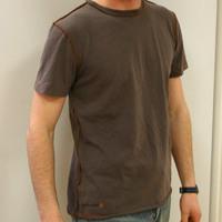 Black Hole Shirt (brown)
