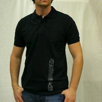 BOXER Polo Shirt (Black)