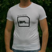 Bpitch Control Logoshirt BPC (White Fit Form)