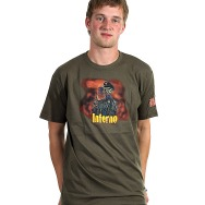 Inferno Shirt (Olive)