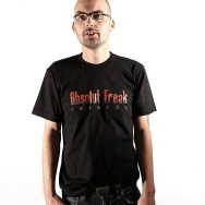 Absolut Freak Logo Shirt (Black)