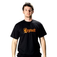 Legowelt Logo Shirt (Black)