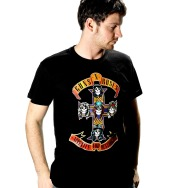 Guns N Roses - Appetite for Destruction Shirt (Black)