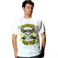 Guns N Roses - Shotguns Shirt (White)