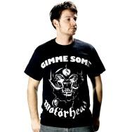 Motoerhead - Gimme Some Shirt (Black)