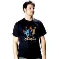 Jimi Hendrix - Smash Hits Shirt (Black)