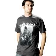 Motoerhead - Lemmy Shirt (Asphalt)