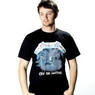 Metallica - Ride the Lightning Shirt (Black)