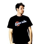 Die Aerzte - Lasse Redn Shirt (Black)