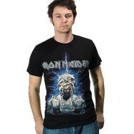 Iron Maiden - Mummy Shirt (Black)