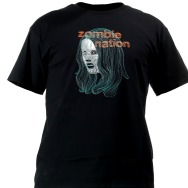 Zombie Nation Shirt (Black)