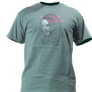 Zombie Nation Shirt (Olive)