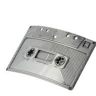Old Cassette Belt Buckle (Silver)