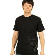 Wagon Repair Side Logo Shirt (Black)