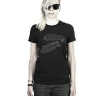 Wagon Repair M.O. Girl Shirt (Black)