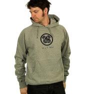 Artless Logo Hoodie (Grey)
