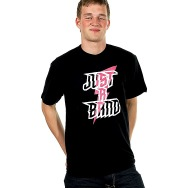 Just a Band Shirt (Black)