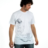 Hard To Please Are Suckers Too Shirt (White)