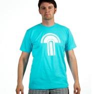 The Inner Jukebox Shirt (Light Blue)