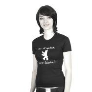Wer ist eigentlich..Girl -Shirt