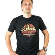 Kuduro Sound System Cover Shirt (Black)