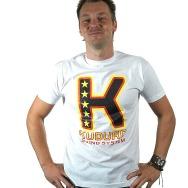 Kuduro Sound System Big K Shirt (White)