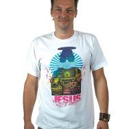 Jesus was a B Boy Shirt (White)