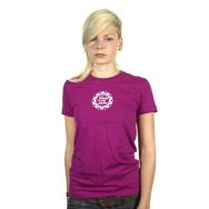 FAT Basic Girl Shirt (Raspberry)