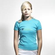 Areal Girl Shirt (Blue)