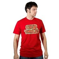 Cheap Thrills Man Shirt (red)