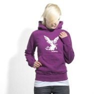 Northern Lite Girl Hoody (Purple)