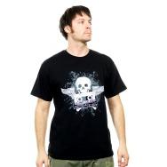 Pirate Mix Tape Shirt (Black)