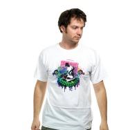 Champion DJ Shirt (White)
