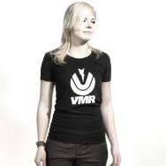 VMR Logo Girl Shirt (Black)