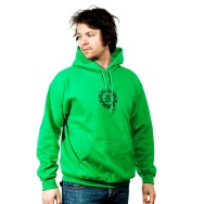 FAT Hooded Sweater (Irish Green)