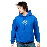 FAT Hooded Sweater (Blue)