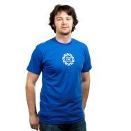 Freude am Tanzen Basic Shirt (Blue)