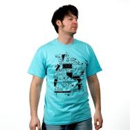 Concorde Club Shirt (Blue)