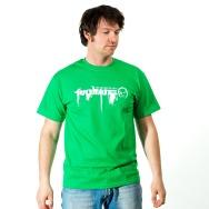 Thokadee Rec Logo Shirt (Irish Green)