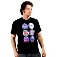 Missill - Bender Shirt (Black / be super hero)