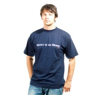 Needle to the Groove Shirt (Navy)