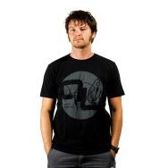 Analytic Trail B-Side Shirt (Black)