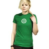 FAT Basic Girl Shirt (Kelly Green)
